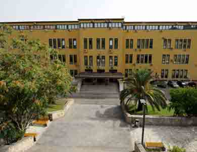 University of Cagliari, Sardinia, Italy