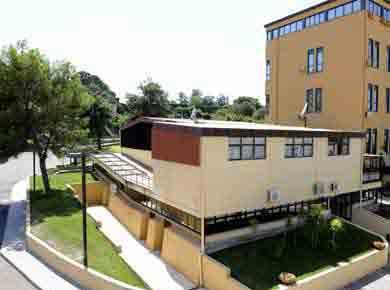 University of Cagliari, Sardinia, Italy